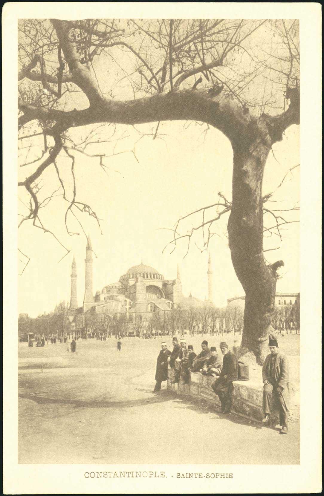 Lot 1807 - -  PICTURE POSTCARDS SMYRNE, CONSTANTINOPLE, ASIA MINOR -  A. Karamitsos Postal & Live Internet Auction 677