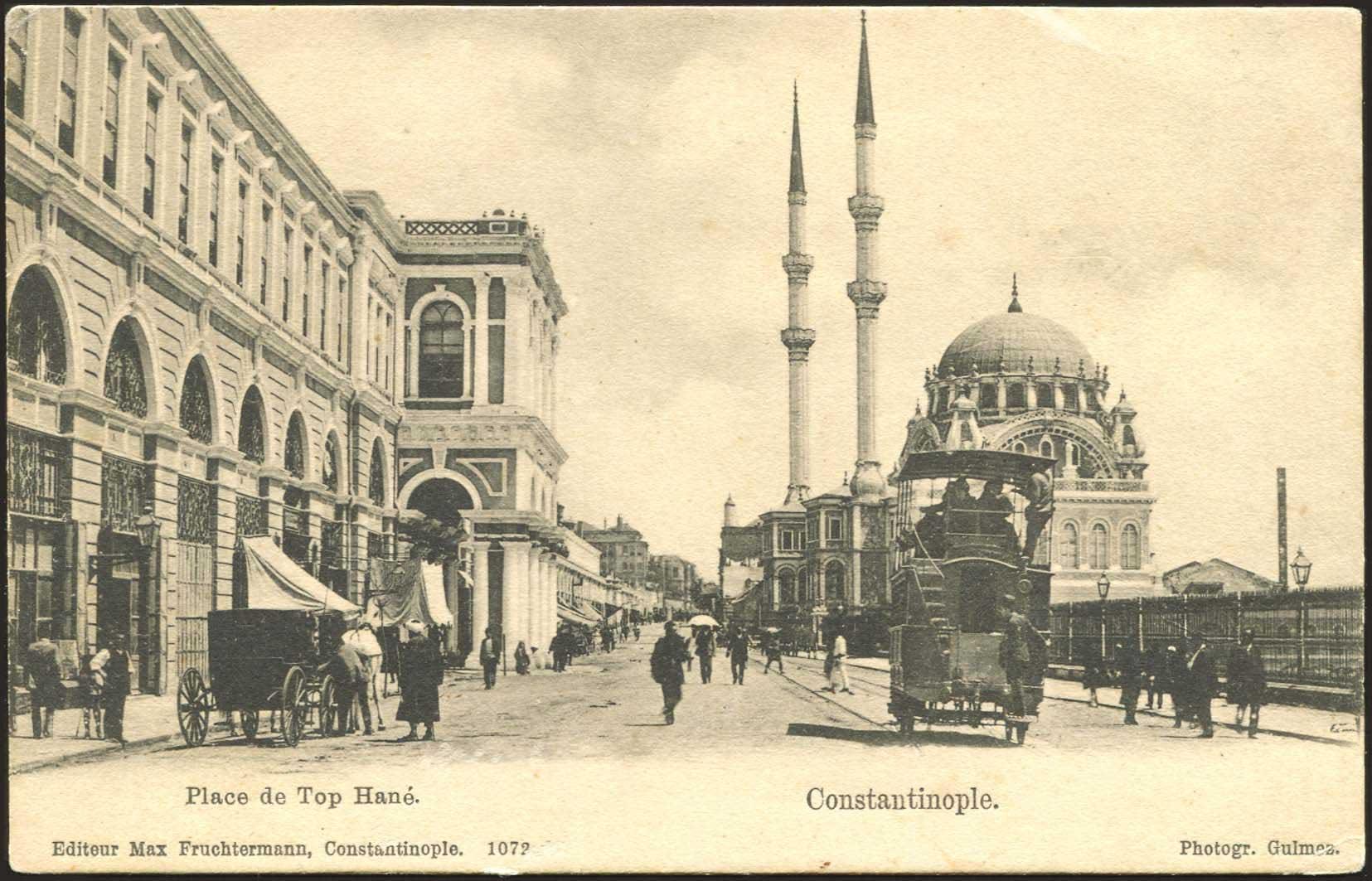 Lot 1798 - -  PICTURE POSTCARDS SMYRNE, CONSTANTINOPLE, ASIA MINOR -  A. Karamitsos Postal & Live Internet Auction 677