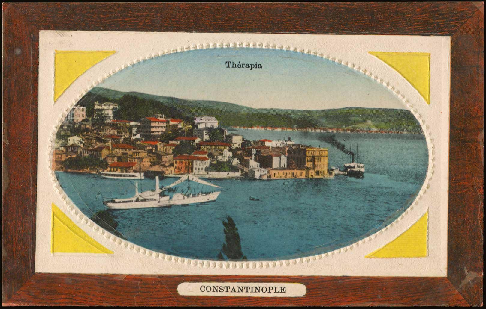 Lot 1737 - -  PICTURE POSTCARDS SMYRNE, CONSTANTINOPLE, ASIA MINOR -  A. Karamitsos Public & Live Internet Auction 675