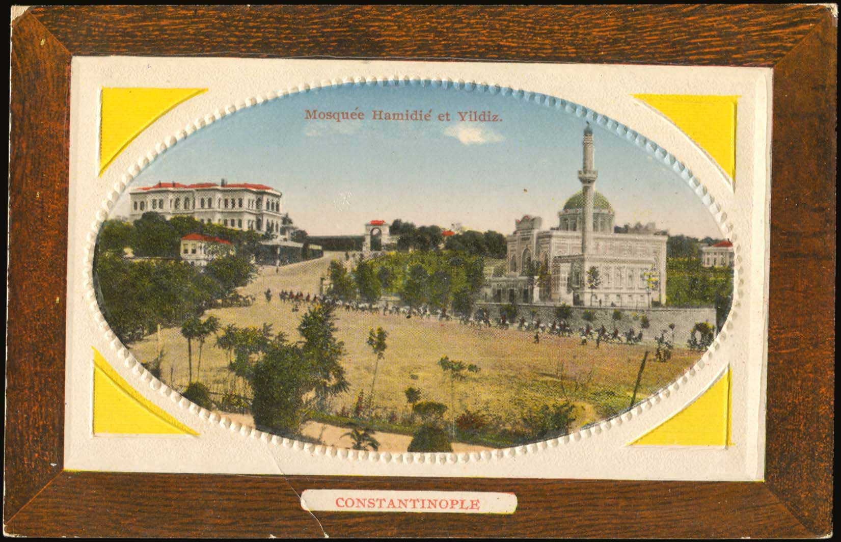 Lot 1790 - -  PICTURE POSTCARDS SMYRNE, CONSTANTINOPLE, ASIA MINOR -  A. Karamitsos Postal & Live Internet Auction 677