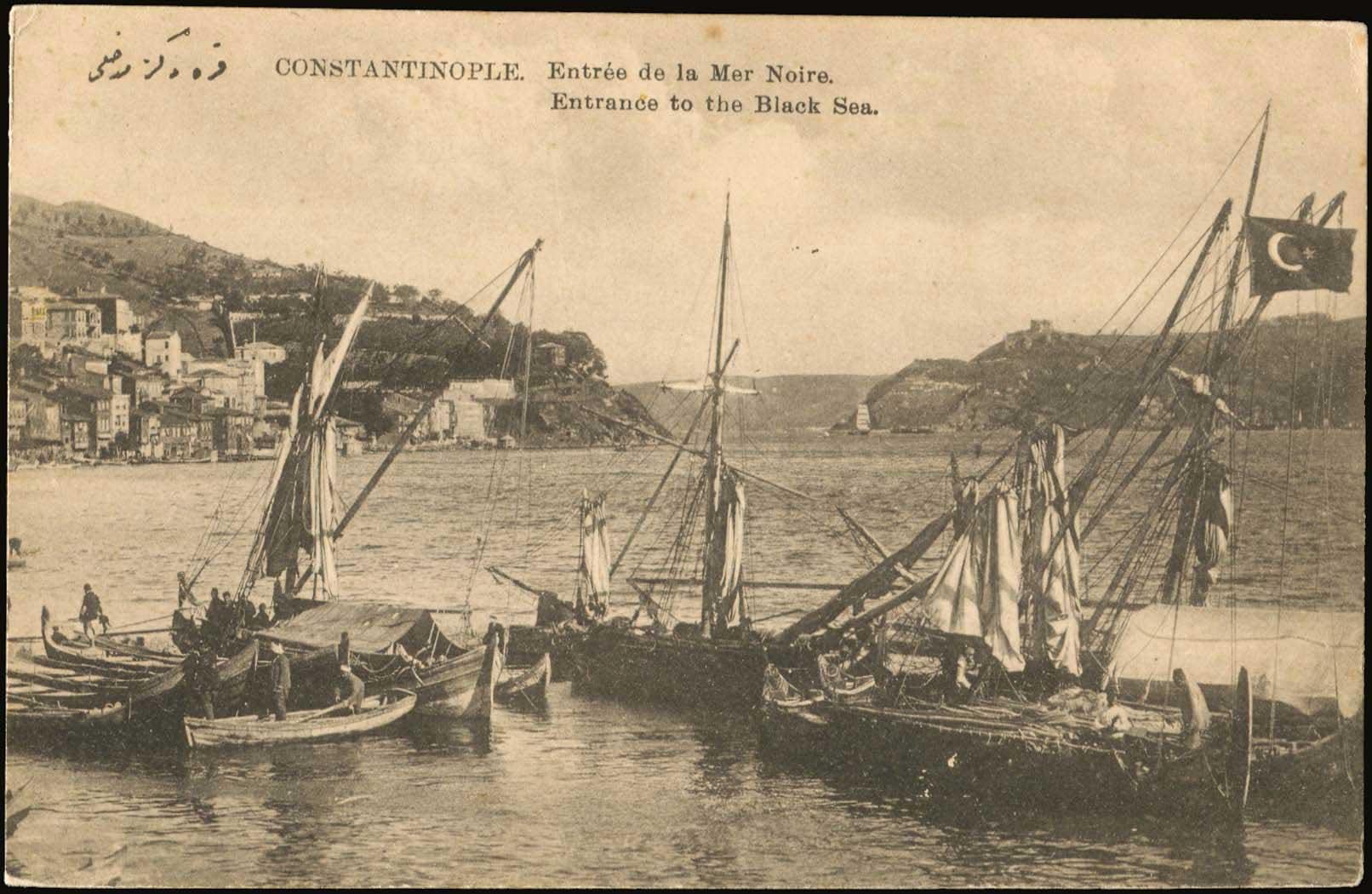 Lot 1554 - picture postcards SMYRNE, CONSTANTINOPLE, ASIA MINOR -  A. Karamitsos Postal & Live Internet Auction 680 General Philatelic Auction