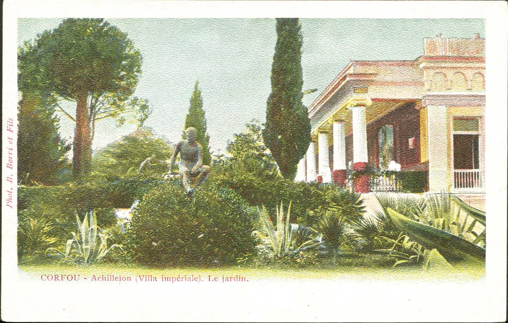Lot 1586 - -  PICTURE POSTCARDS Ionian Islands -  A. Karamitsos Public Auction 648 General Stamp Sale