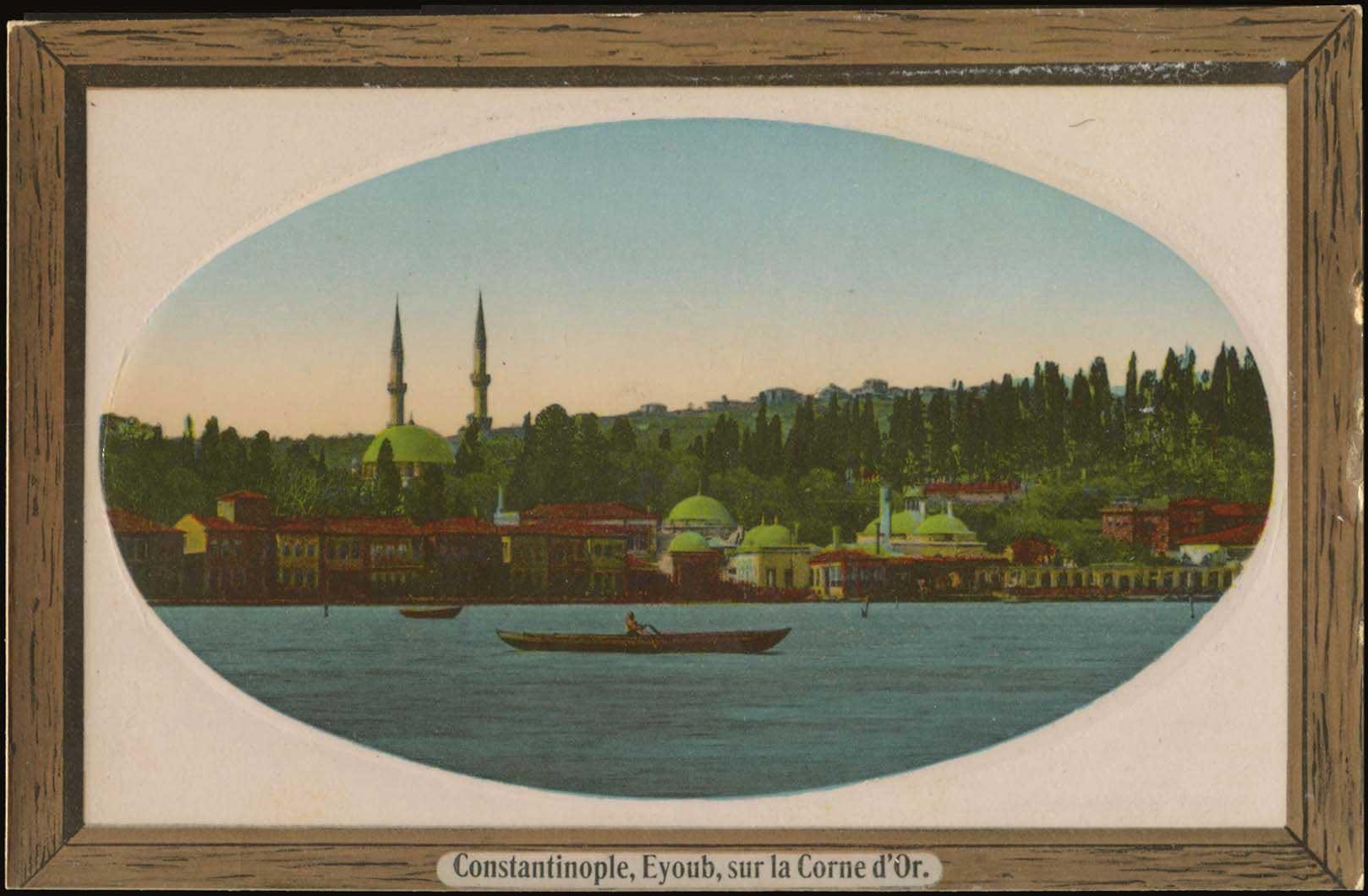 Lot 1721 - -  PICTURE POSTCARDS SMYRNE, CONSTANTINOPLE, ASIA MINOR -  A. Karamitsos Public & Live Internet Auction 675