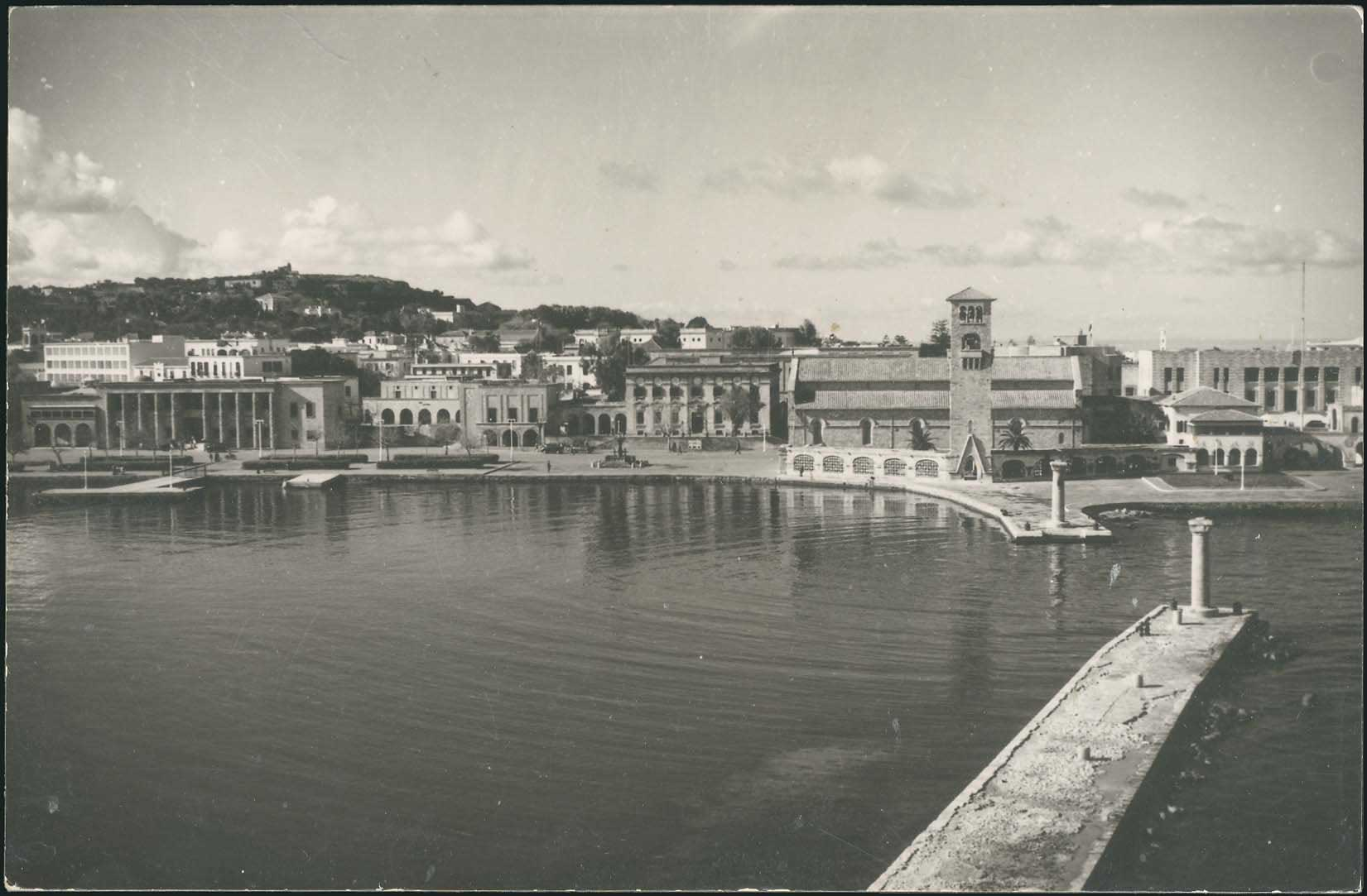 Lot 1264 - -  PICTURE POSTCARDS dodecanese islands -  A. Karamitsos Public & Live Internet Auction 683