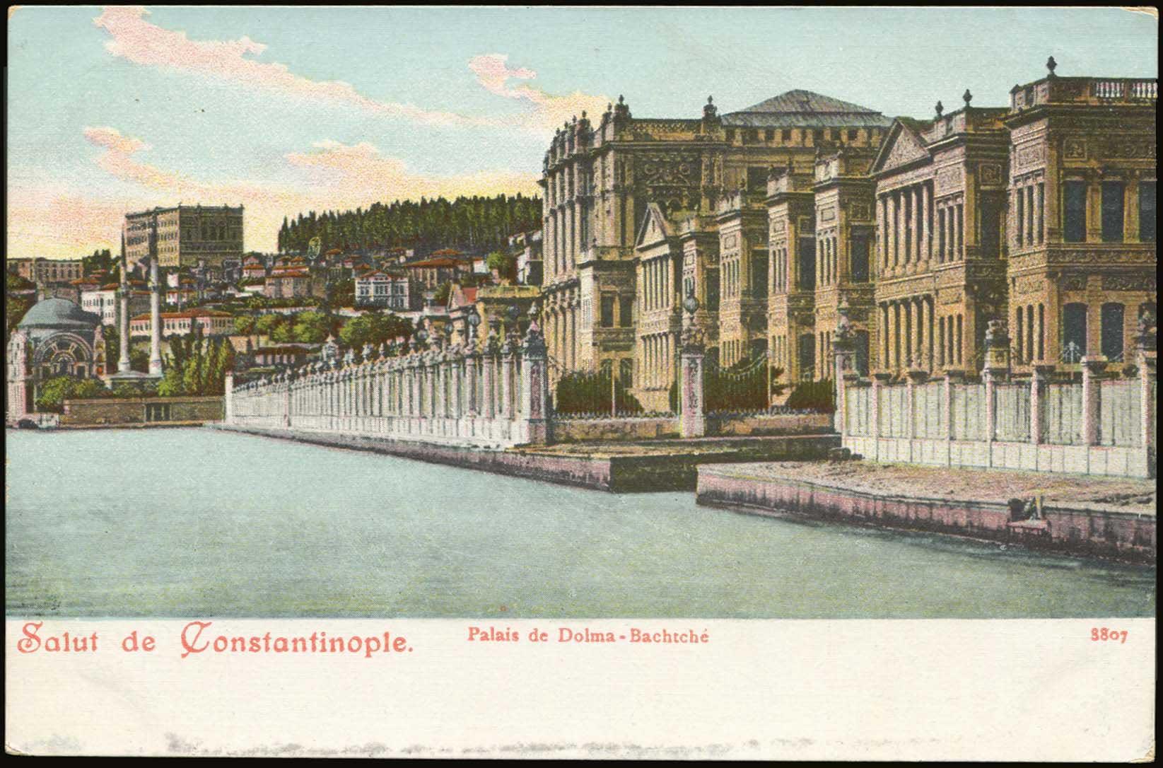 Lot 1560 - picture postcards SMYRNE, CONSTANTINOPLE, ASIA MINOR -  A. Karamitsos Postal & Live Internet Auction 680 General Philatelic Auction