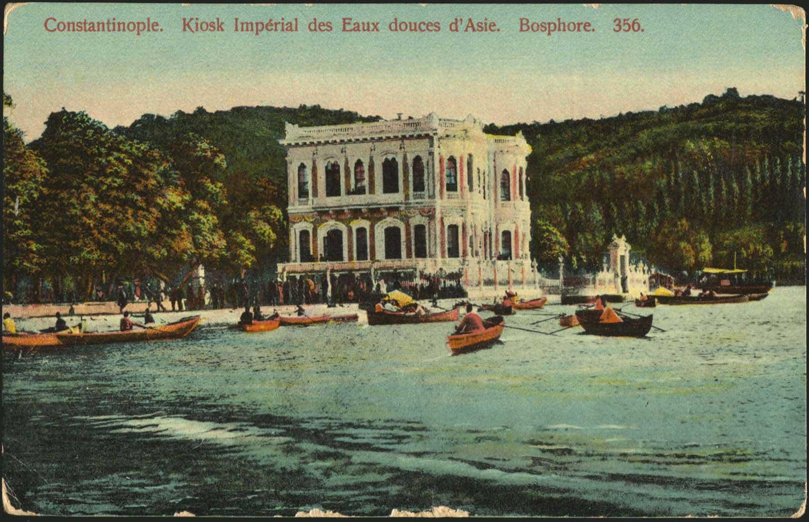 Lot 1567 - -  PICTURE POSTCARDS SMYRNE, CONSTANTINOPLE, ASIA MINOR -  A. Karamitsos Public & Live Internet Auction 683