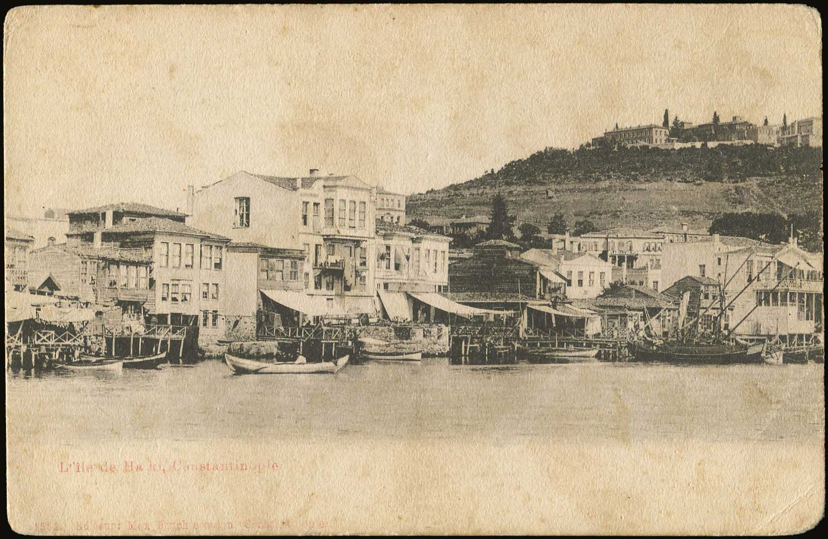 Lot 1569 - picture postcards SMYRNE, CONSTANTINOPLE, ASIA MINOR -  A. Karamitsos Postal & Live Internet Auction 680 General Philatelic Auction