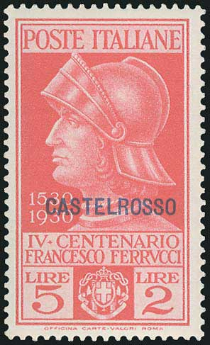 Lot 677 - Dodecanese italian dodecanese - italian post office issues -  A. Karamitsos Public & Live Internet Auction 672