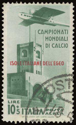 Lot 641 - -  DODECANESE italian dodecanese - italian post office issues -  A. Karamitsos Public & Live Internet Auction 683