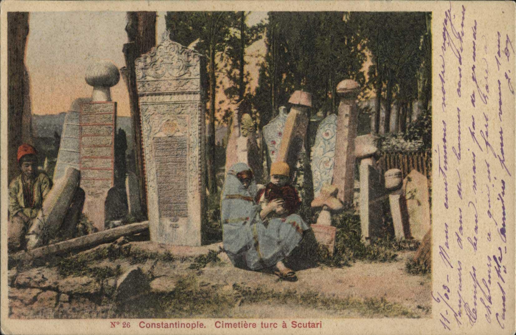 Lot 1761 - -  PICTURE POSTCARDS SMYRNE, CONSTANTINOPLE, ASIA MINOR -  A. Karamitsos Public & Live Internet Auction 675