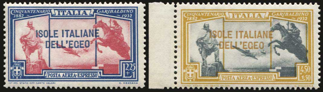 Lot 679 - Dodecanese italian dodecanese - italian post office issues -  A. Karamitsos Public & Live Internet Auction 672