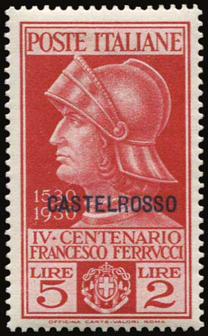 Lot 626 - -  DODECANESE italian dodecanese - italian post office issues -  A. Karamitsos Postal & Live Internet Auction 678 General Philatelic Auction