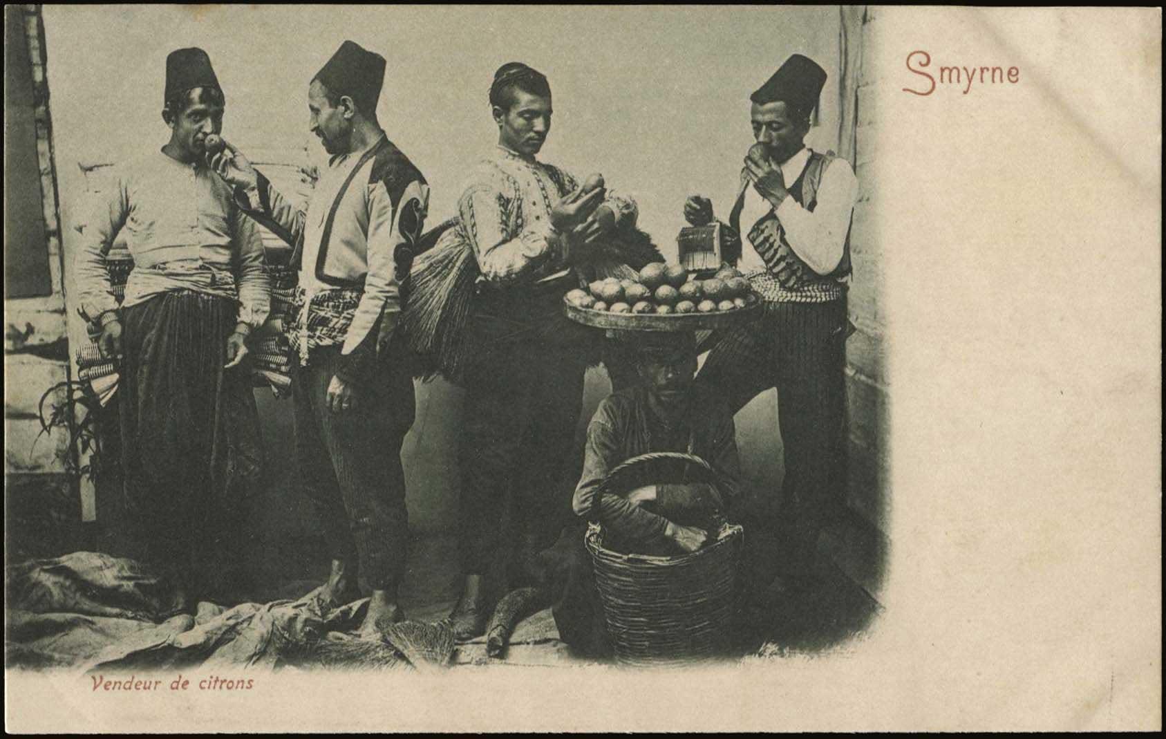 Lot 2108 - -  PICTURE POSTCARDS SMYRNE, CONSTANTINOPLE, ASIA MINOR -  A. Karamitsos Public Auction 635 General Stamp Sale