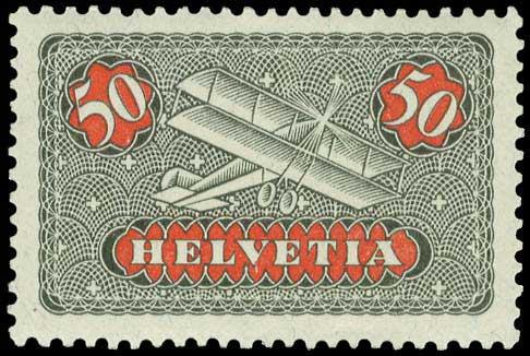 Lot 1125 - -  FOREIGN COUNTRIES Switzerland -  A. Karamitsos Public Auction 668 General Philatelic Auction