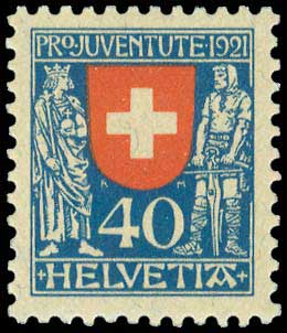 Lot 1123 - -  FOREIGN COUNTRIES Switzerland -  A. Karamitsos Public Auction 668 General Philatelic Auction