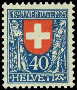 Lot 2081 - -  FOREIGN COUNTRIES Switzerland -  A. Karamitsos Public Auction 652 General Stamp Sale