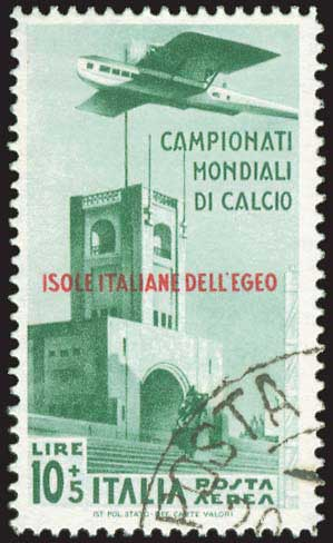 Lot 638 - -  DODECANESE italian dodecanese - italian post office issues -  A. Karamitsos Public & Live Internet Auction 673