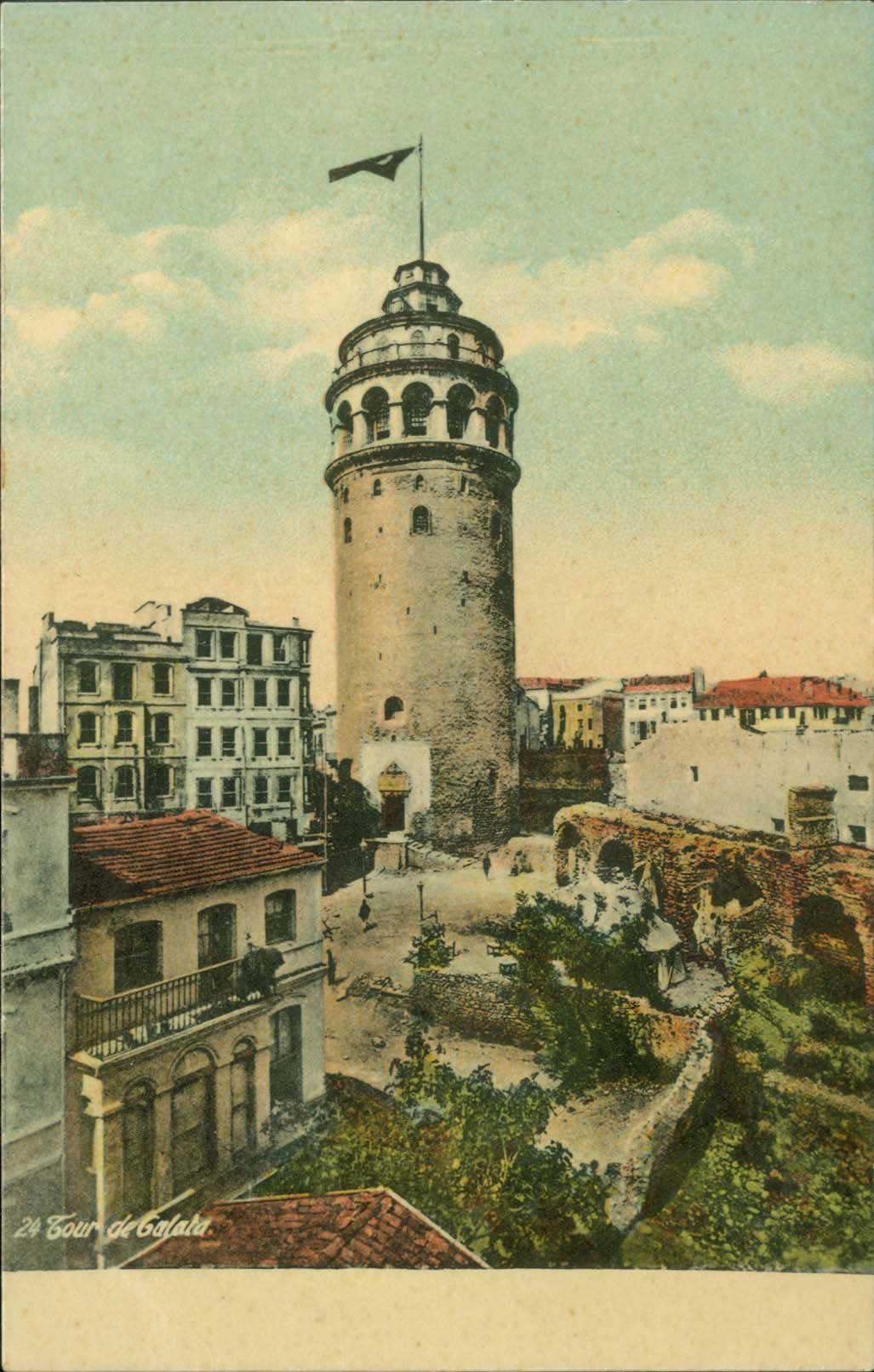 Lot 1637 - -  PICTURE POSTCARDS SMYRNE, CONSTANTINOPLE, ASIA MINOR -  A. Karamitsos Public Auction 646 General Stamp Sale