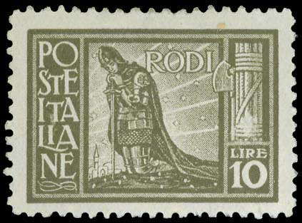 Lot 635 - -  DODECANESE italian dodecanese - italian post office issues -  A. Karamitsos Public & Live Internet Auction 683