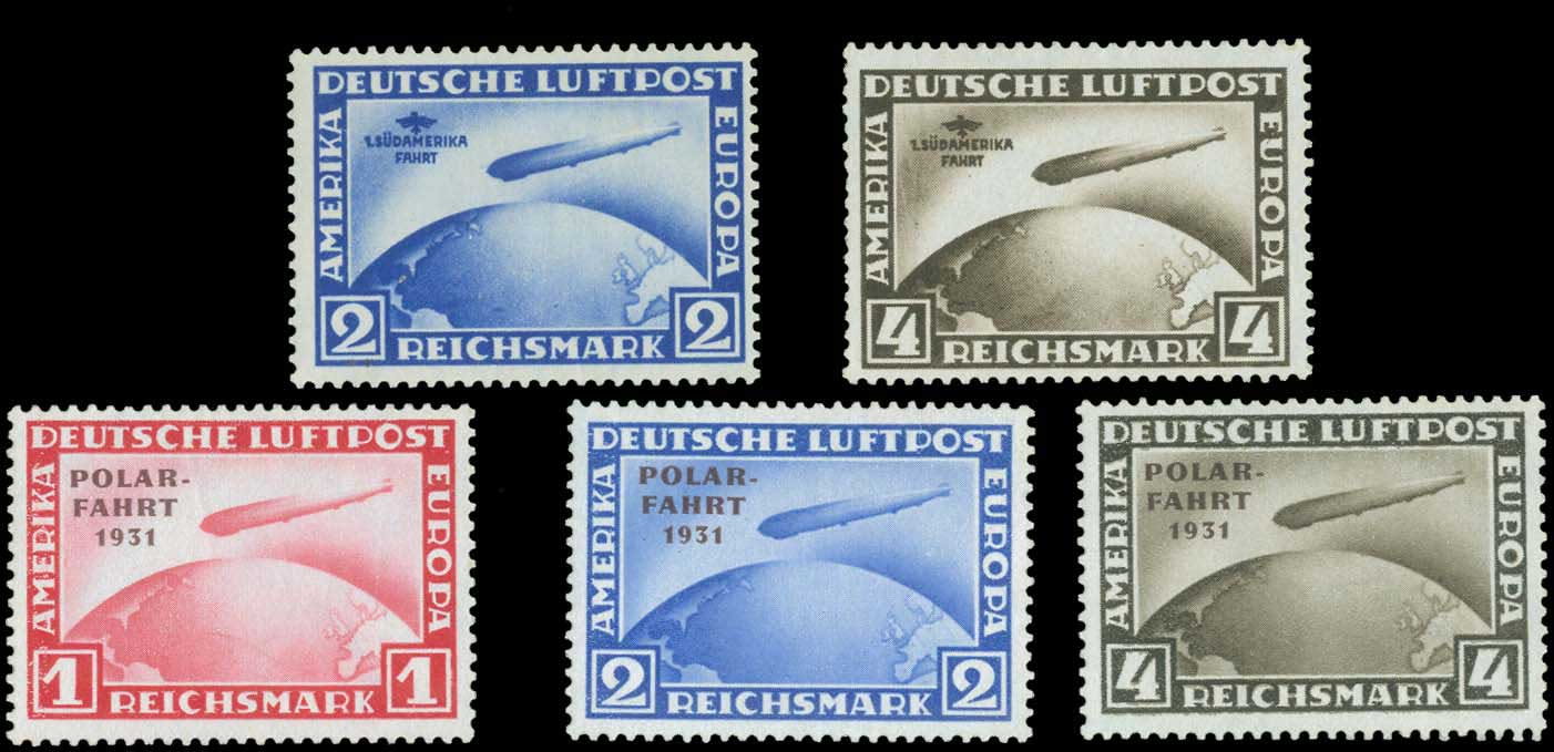 Lot 4375 - -  FOREIGN COUNTRIES germany (reich-west-east-berlin) -  A. Karamitsos Postal & Live Internet Auction 663 (Part C) General Philatelic Auction