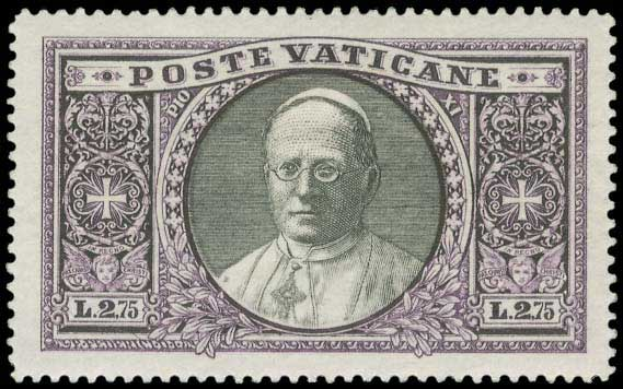 Lot 1236 - -  FOREIGN COUNTRIES vatican -  A. Karamitsos Public Auction 646 General Stamp Sale