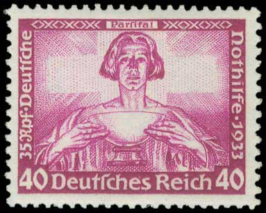 Lot 4376 - -  FOREIGN COUNTRIES germany (reich-west-east-berlin) -  A. Karamitsos Postal & Live Internet Auction 663 (Part C) General Philatelic Auction