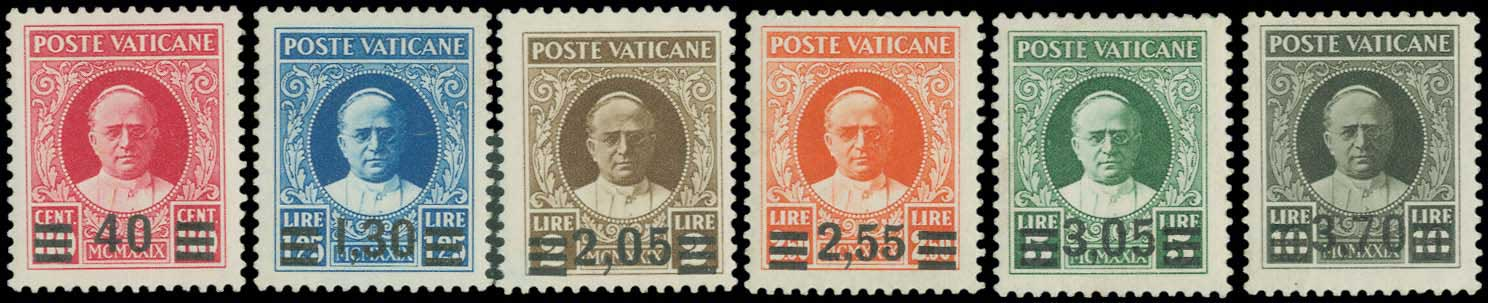 Lot 1237 - -  FOREIGN COUNTRIES vatican -  A. Karamitsos Public Auction 646 General Stamp Sale