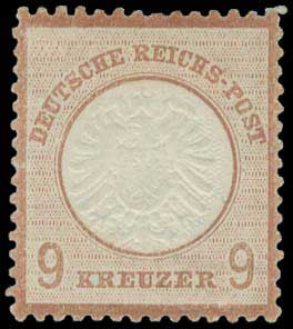 Lot 4371 - -  FOREIGN COUNTRIES germany (reich-west-east-berlin) -  A. Karamitsos Postal & Live Internet Auction 663 (Part C) General Philatelic Auction