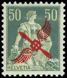 Lot 1122 - -  FOREIGN COUNTRIES Switzerland -  A. Karamitsos Public Auction 668 General Philatelic Auction