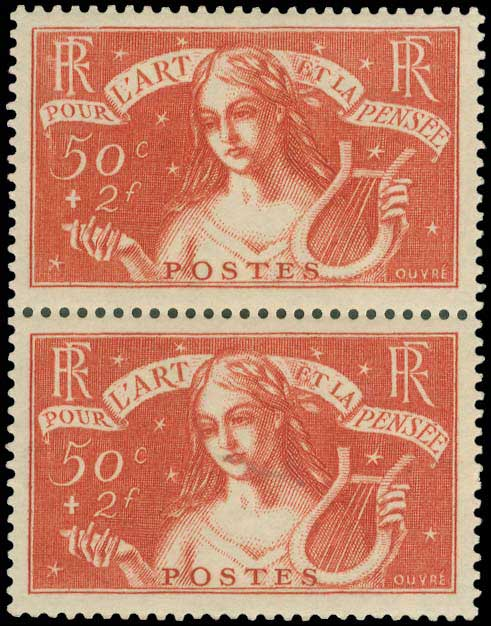 Lot 4354 - -  FOREIGN COUNTRIES France -  A. Karamitsos Postal & Live Internet Auction 663 (Part C) General Philatelic Auction