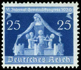 Lot 4378 - -  FOREIGN COUNTRIES germany (reich-west-east-berlin) -  A. Karamitsos Postal & Live Internet Auction 663 (Part C) General Philatelic Auction
