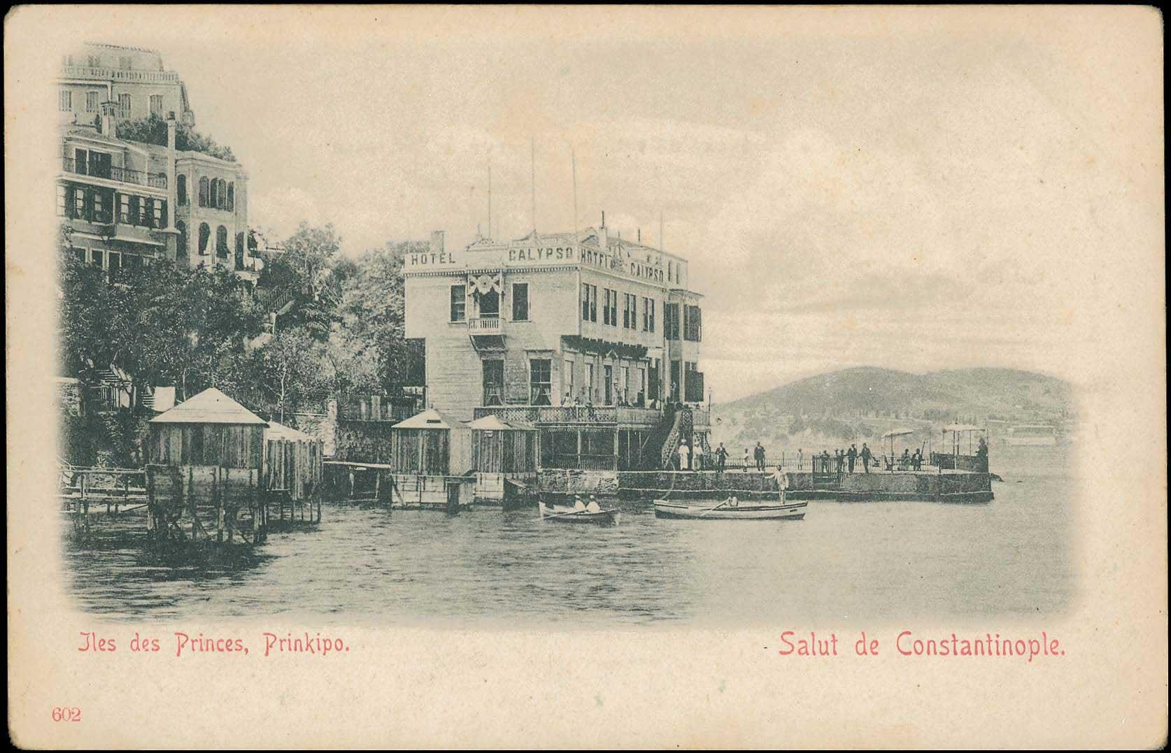 Lot 1765 - -  PICTURE POSTCARDS SMYRNE, CONSTANTINOPLE, ASIA MINOR -  A. Karamitsos Public & Live Internet Auction 675
