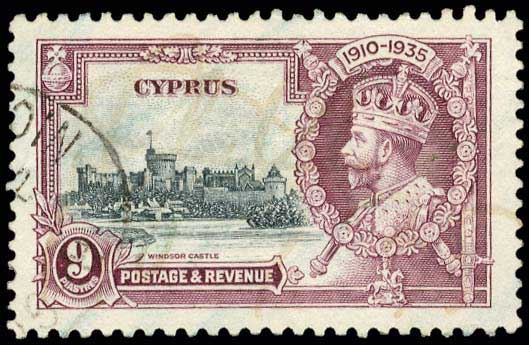 Lot 1289 - CYPRUS-  CYPRUS Cyprus -  A. Karamitsos Public Auction 602 General Stamp Sale