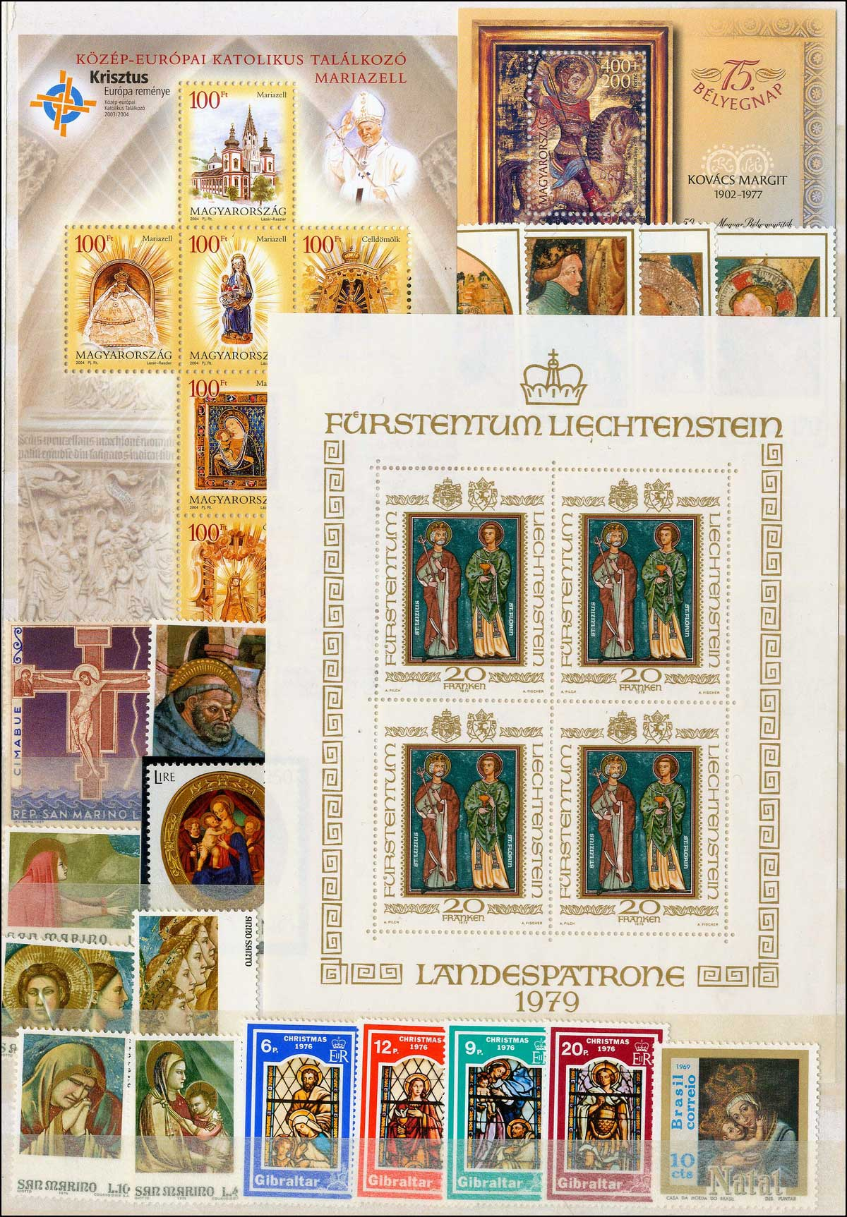 Lot 1162 - GREECE-  THEMATIC (TOPICAL) PHILATELY Thematic (topical) philately -  A. Karamitsos Public Auction 622 General Stamp Sale