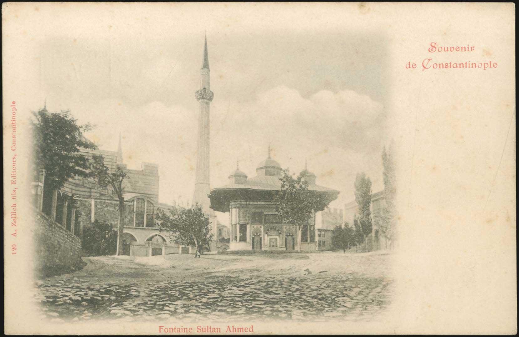 Lot 1751 - -  PICTURE POSTCARDS SMYRNE, CONSTANTINOPLE, ASIA MINOR -  A. Karamitsos Public & Live Internet Auction 675