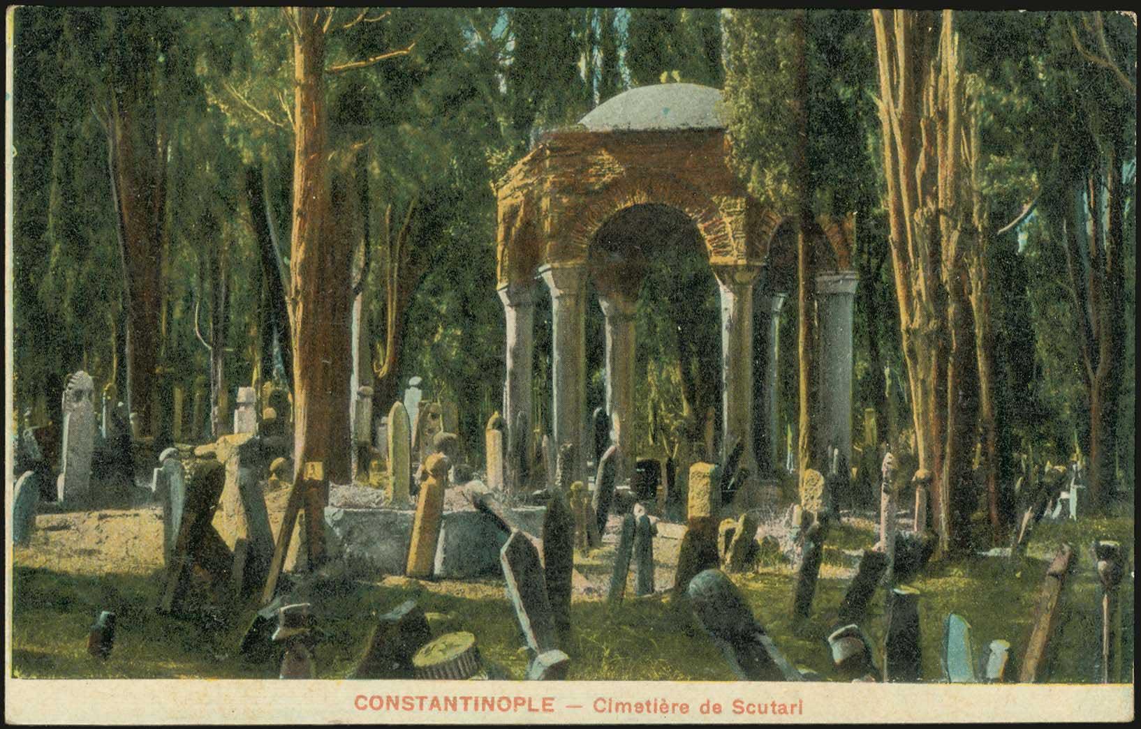 Lot 1759 - -  PICTURE POSTCARDS SMYRNE, CONSTANTINOPLE, ASIA MINOR -  A. Karamitsos Public & Live Internet Auction 675