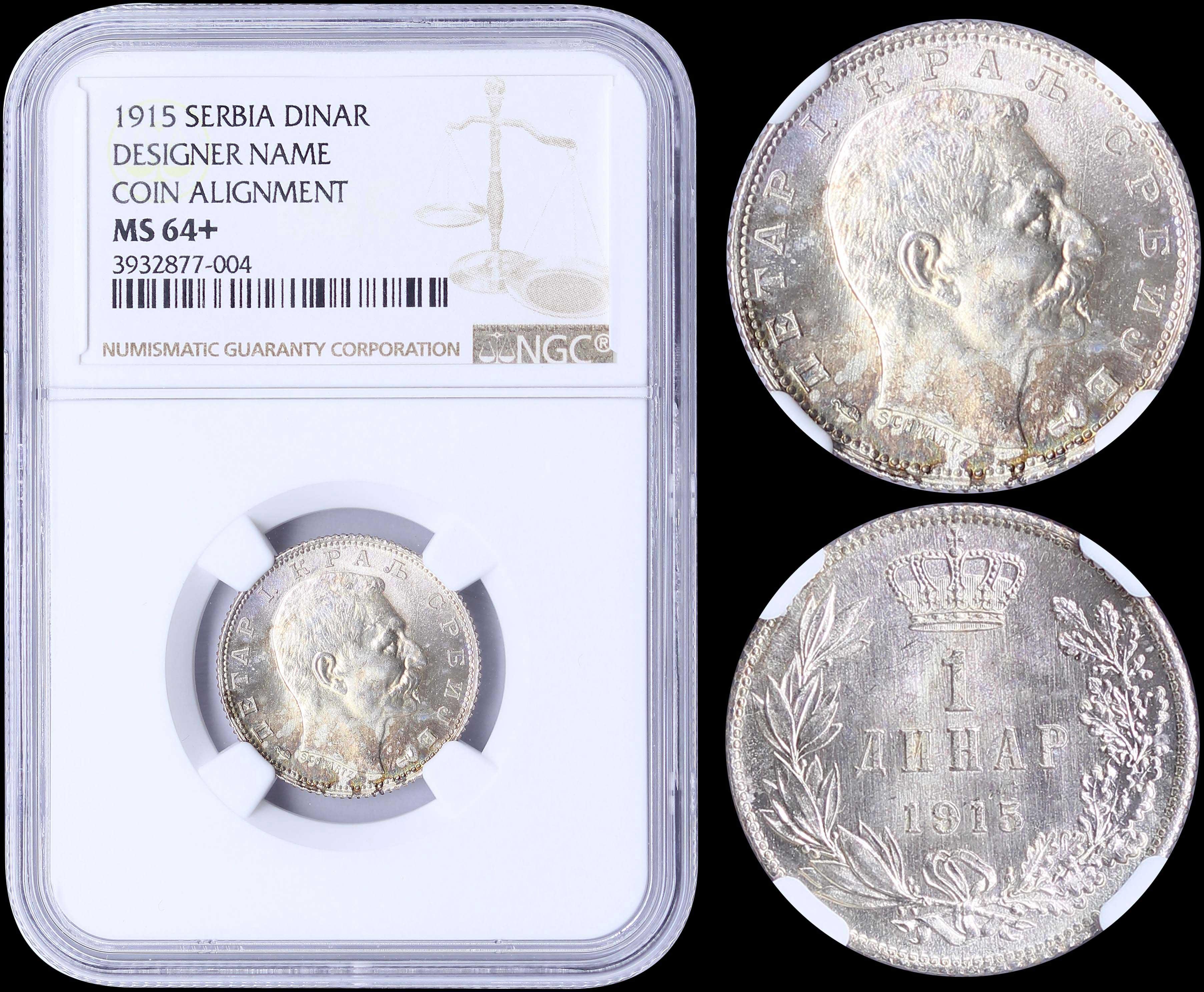 Lot 7046 - -  COINS & TOKENS COINS & TOKENS OF EUROPEAN COUNTRIES -  A. Karamitsos Public & Live Internet Auction 671 (Part B)