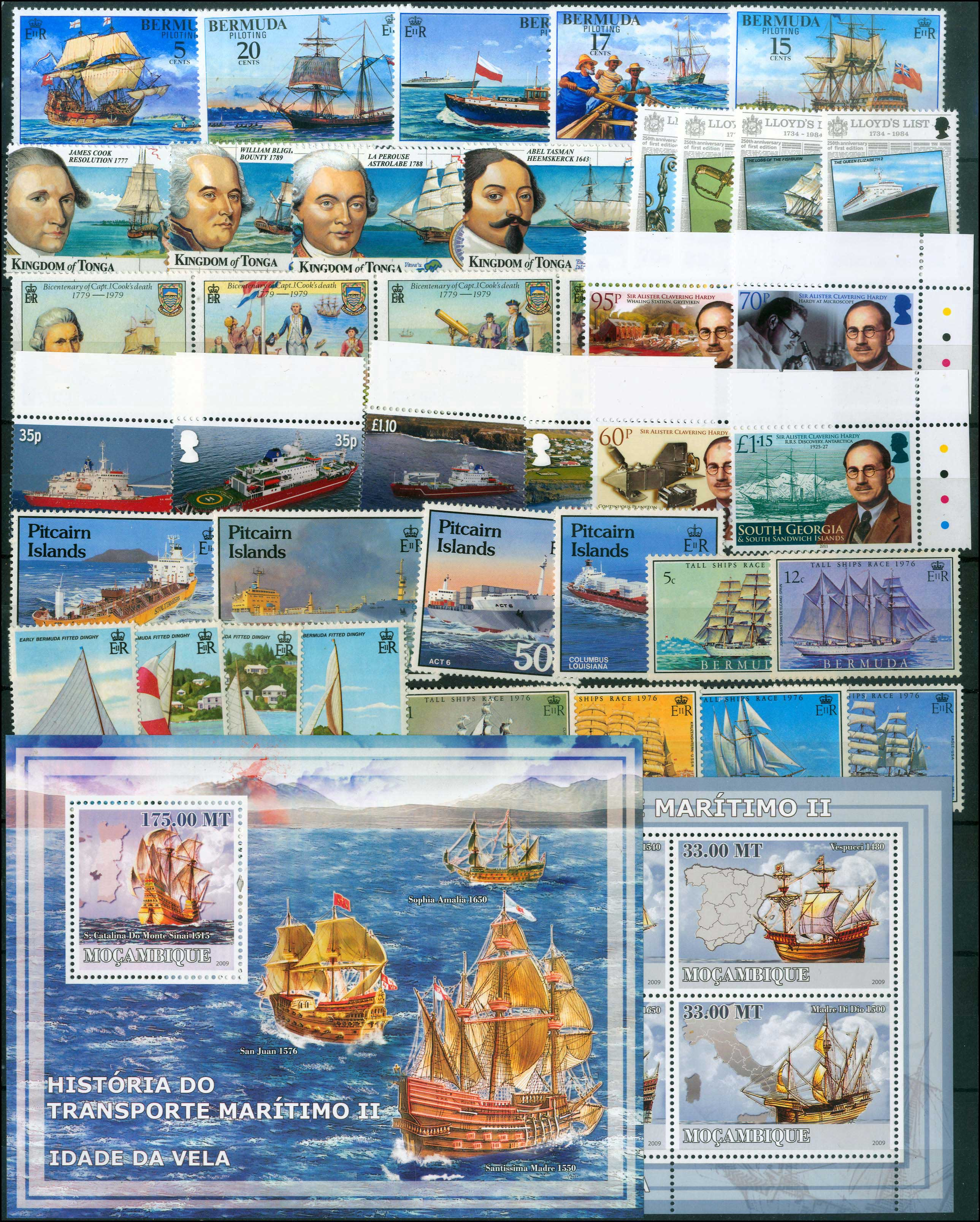 Lot 1331 - -  THEMATIC (TOPICAL) PHILATELY Thematic (topical) philately -  A. Karamitsos Public Auction 637 General Stamp Sale