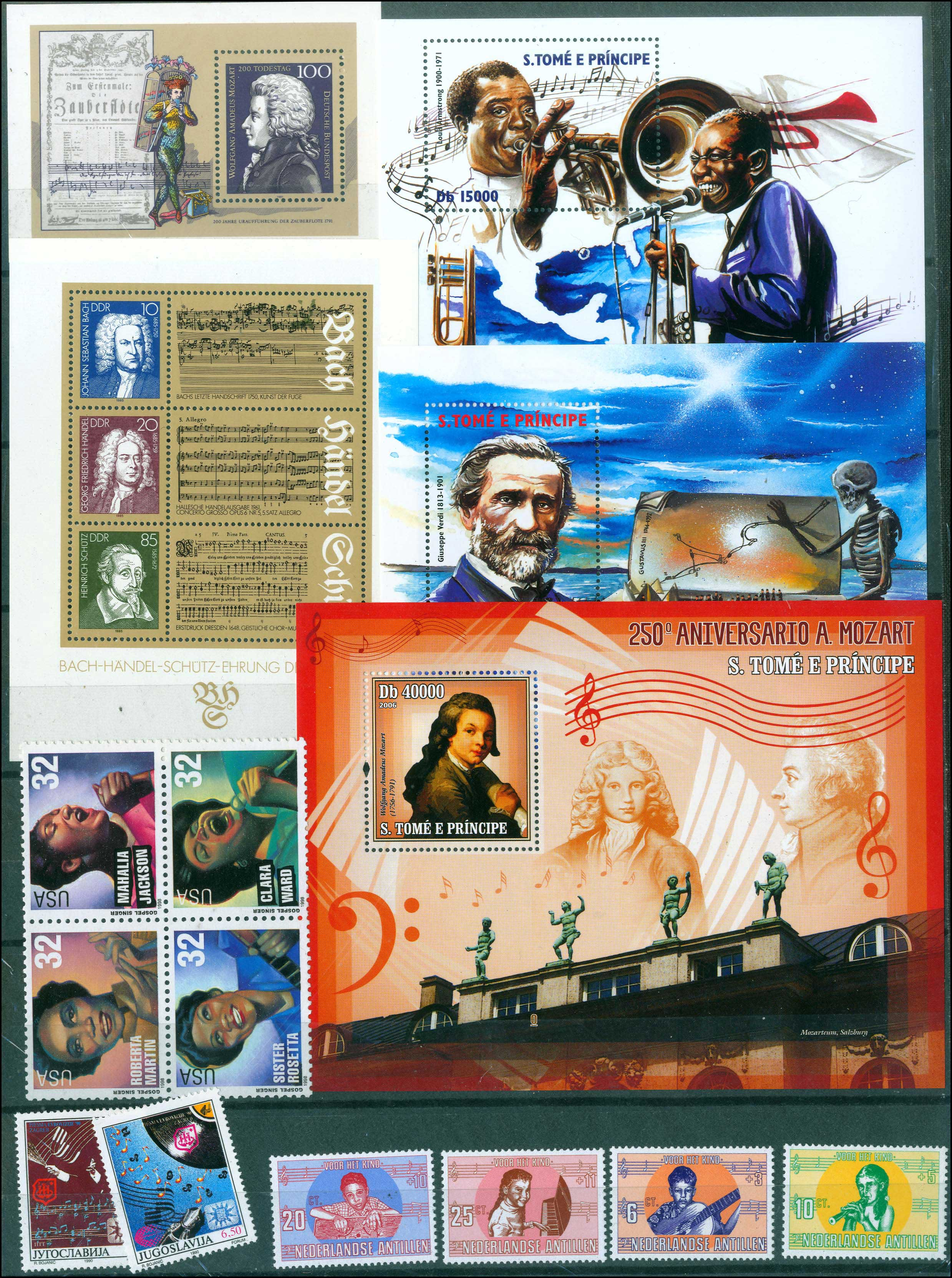 Lot 1329 - -  THEMATIC (TOPICAL) PHILATELY Thematic (topical) philately -  A. Karamitsos Public Auction 637 General Stamp Sale