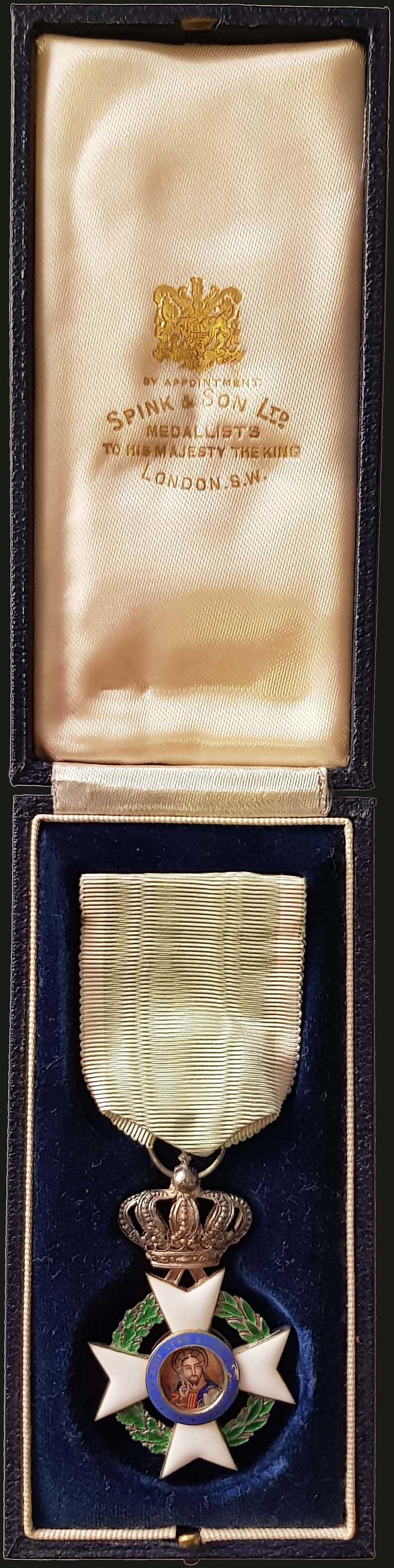 Lot 6539 - -  MEDALS & DECORATIONS GREEK MILITARY MEDALS & DECORATIONS -  A. Karamitsos Public & Live Bid Auction 636 Coins, Medals & Banknotes