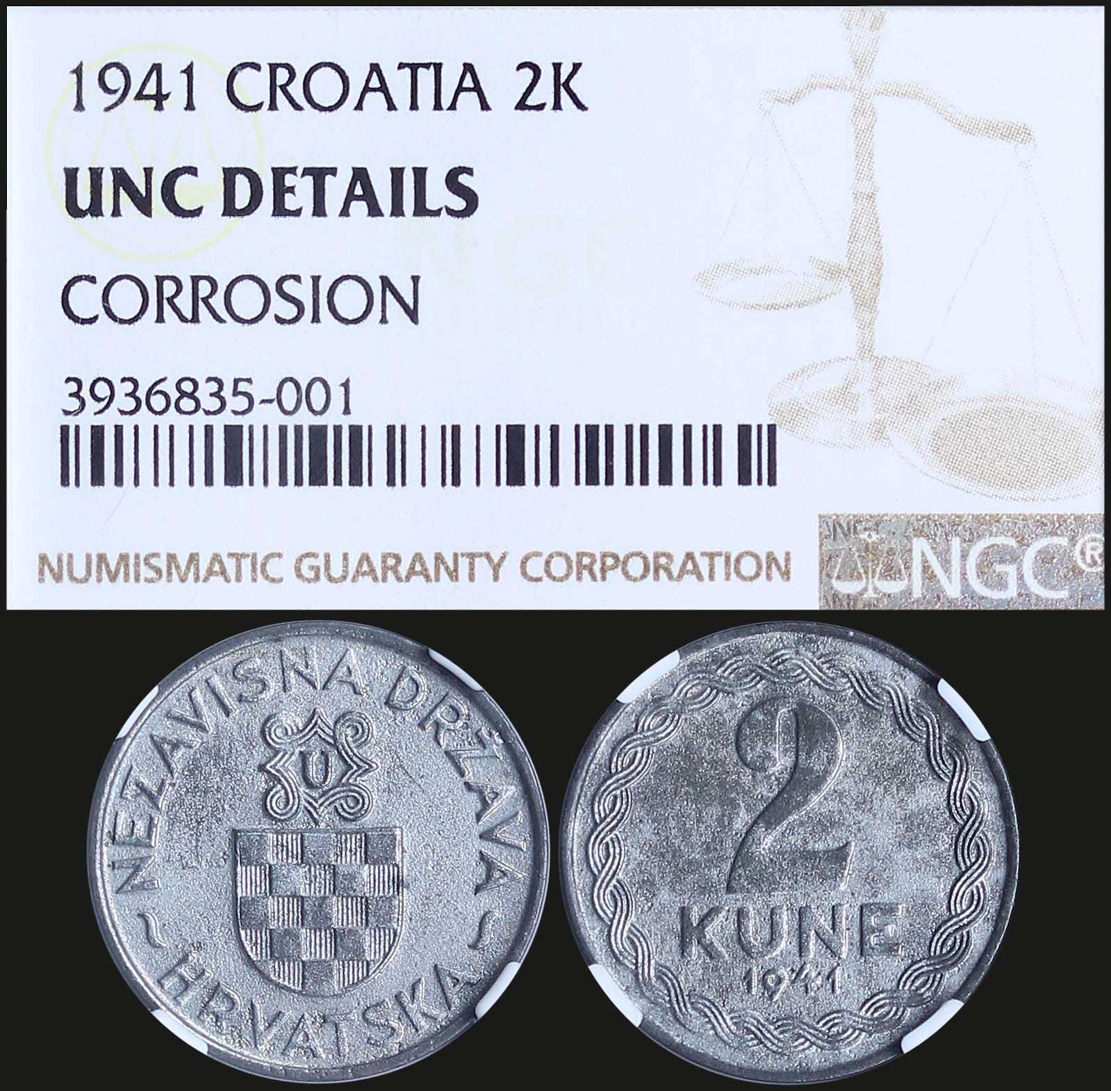 Lot 7083 - -  COINS & TOKENS COINS & TOKENS OF EUROPEAN COUNTRIES -  A. Karamitsos Public & Live Internet Auction 671 (Part B)
