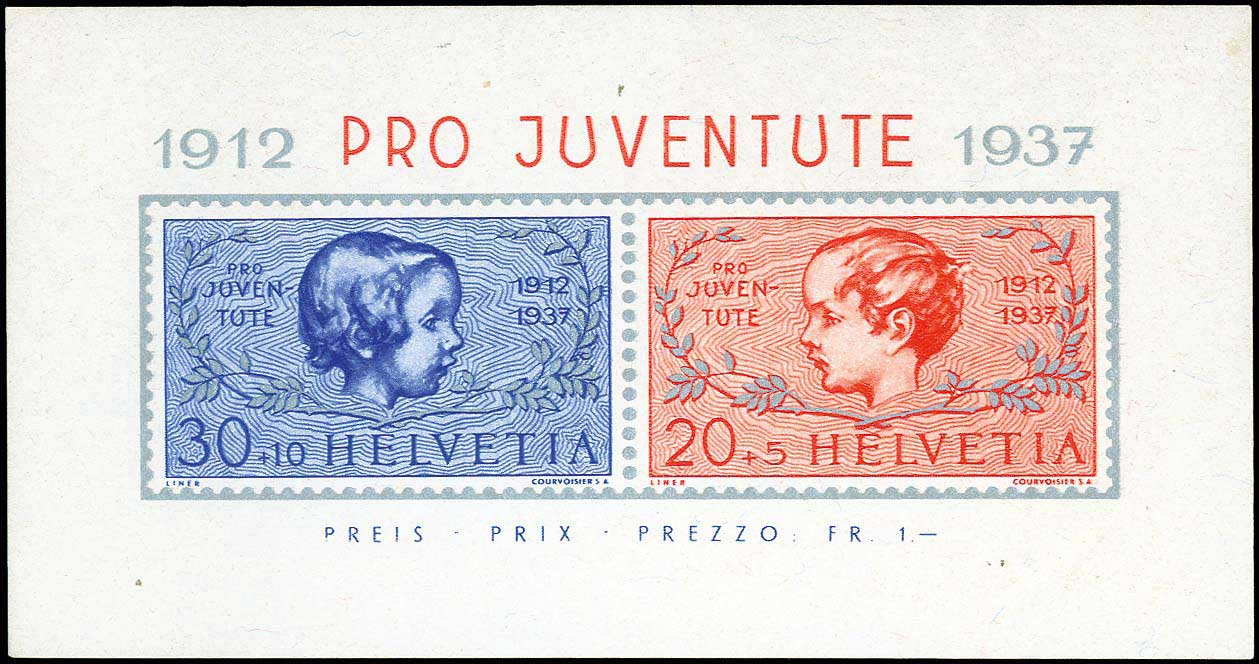 Lot 1233 - -  FOREIGN COUNTRIES Switzerland -  A. Karamitsos Public Auction 646 General Stamp Sale