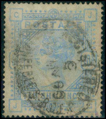Lot 1274 - -  FOREIGN COUNTRIES Great Britain -  A. Karamitsos Public & Live Internet Auction 673