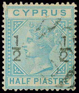 Lot 1830 - -  CYPRUS Cyprus -  A. Karamitsos Postal Auction 660 General Philatelic Auction