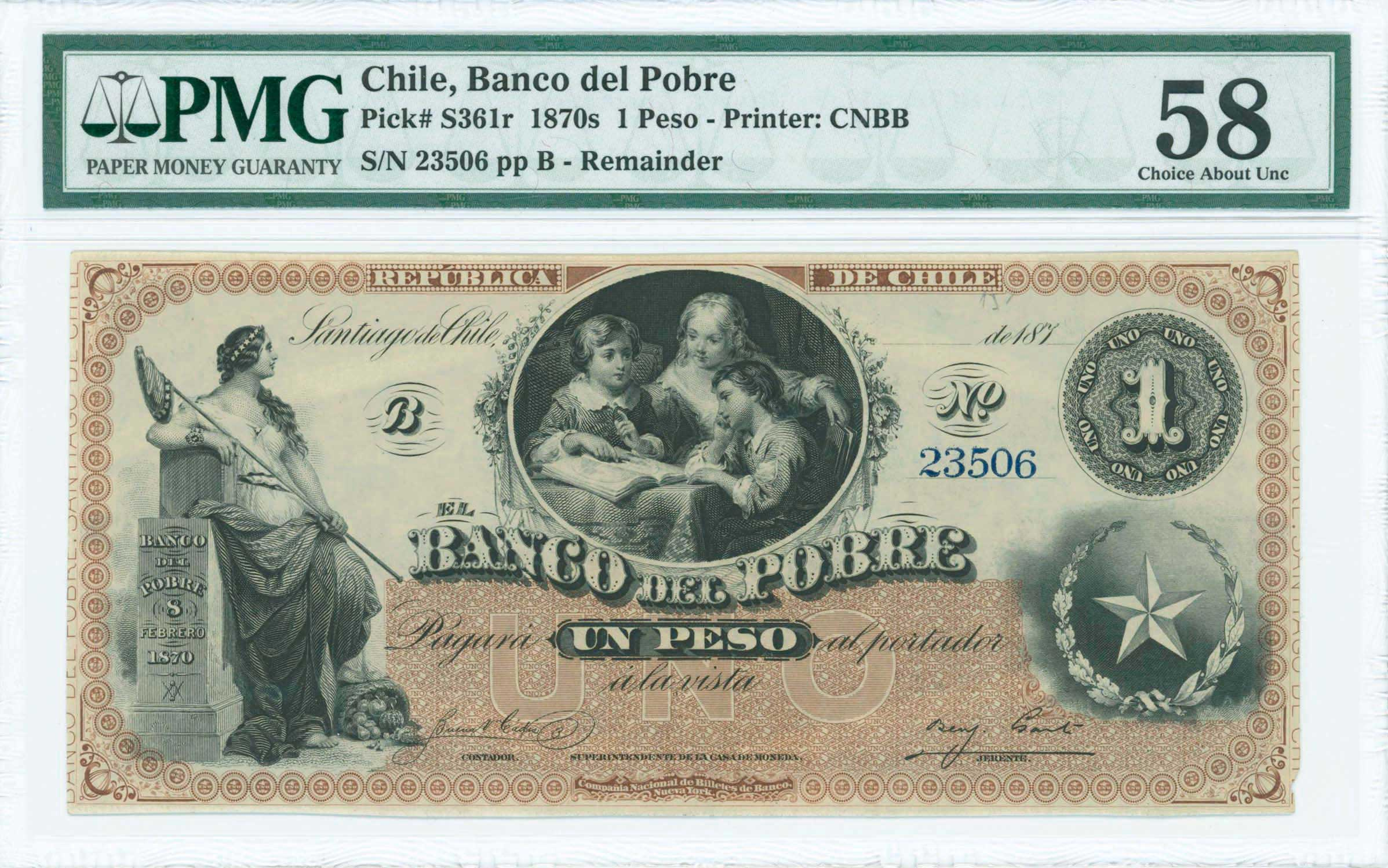 Lot 7427 - -  PAPER MONEY - BANKNOTES BANKNOTES OF AMERICAN COUNTRIES -  A. Karamitsos Public & Live Internet Auction 671 (Part B)
