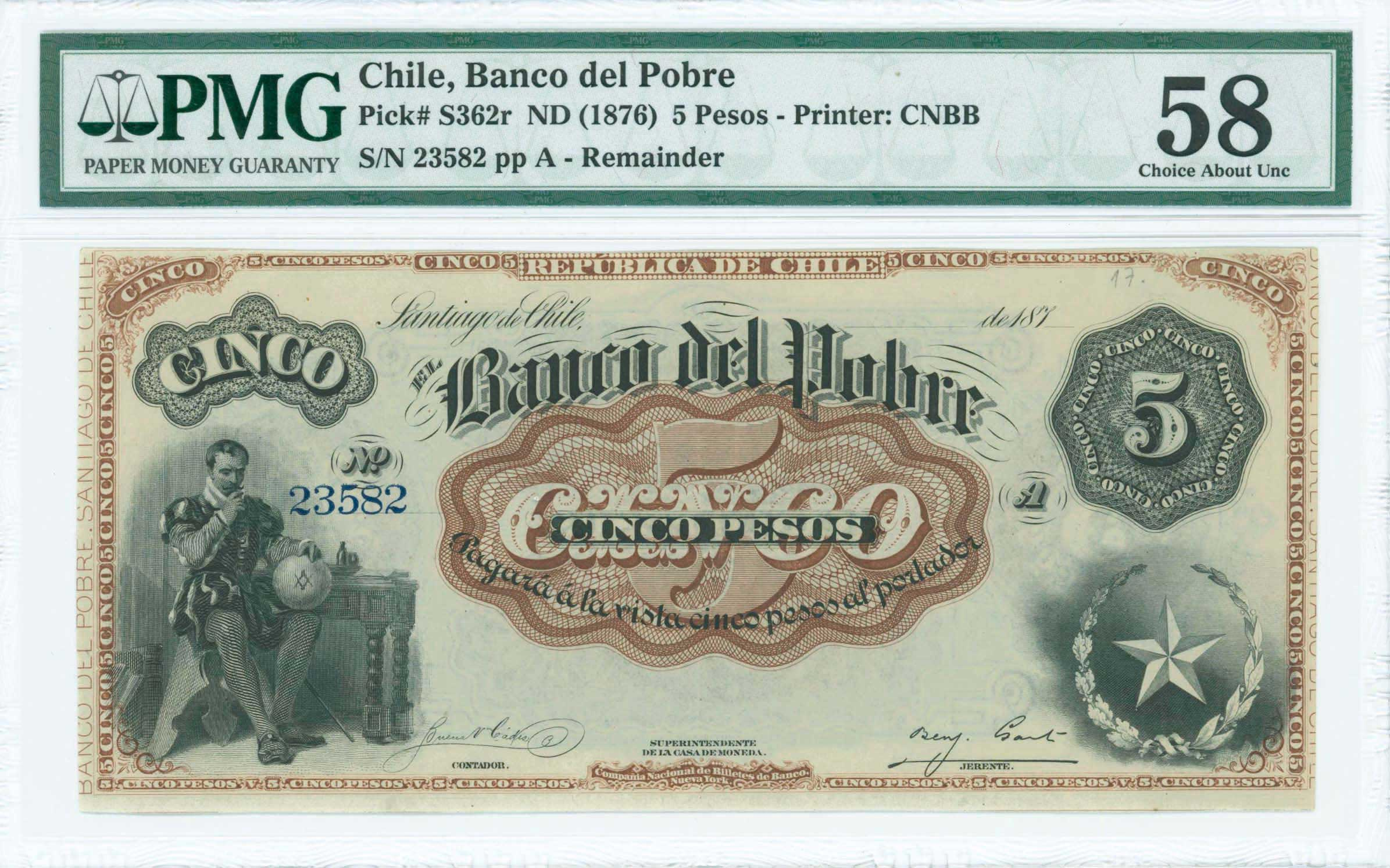 Lot 7428 - -  PAPER MONEY - BANKNOTES BANKNOTES OF AMERICAN COUNTRIES -  A. Karamitsos Public & Live Internet Auction 671 (Part B)