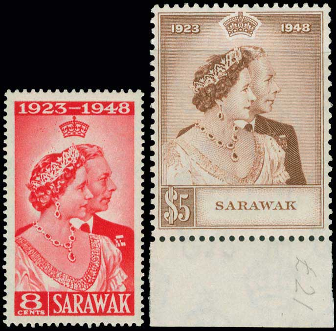 Lot 1291 - foreign countries British Commonwealth -  A. Karamitsos Public & Live Internet Auction 672