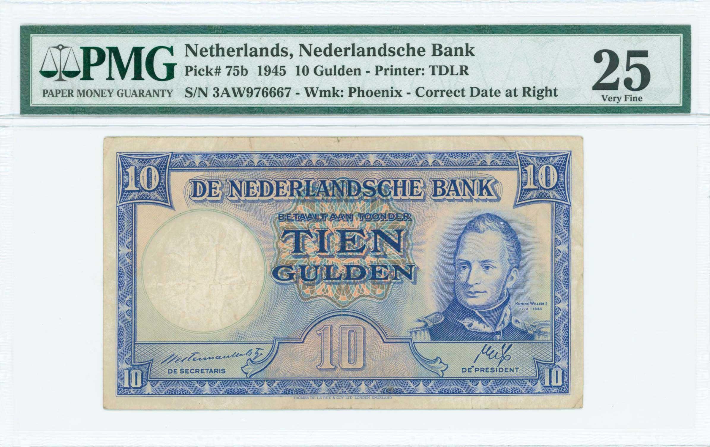 Lot 7242 - -  PAPER MONEY - BANKNOTES BANKNOTES OF EUROPEAN COUNTRIES -  A. Karamitsos Postal & Live Internet Auction 984 (Part B)