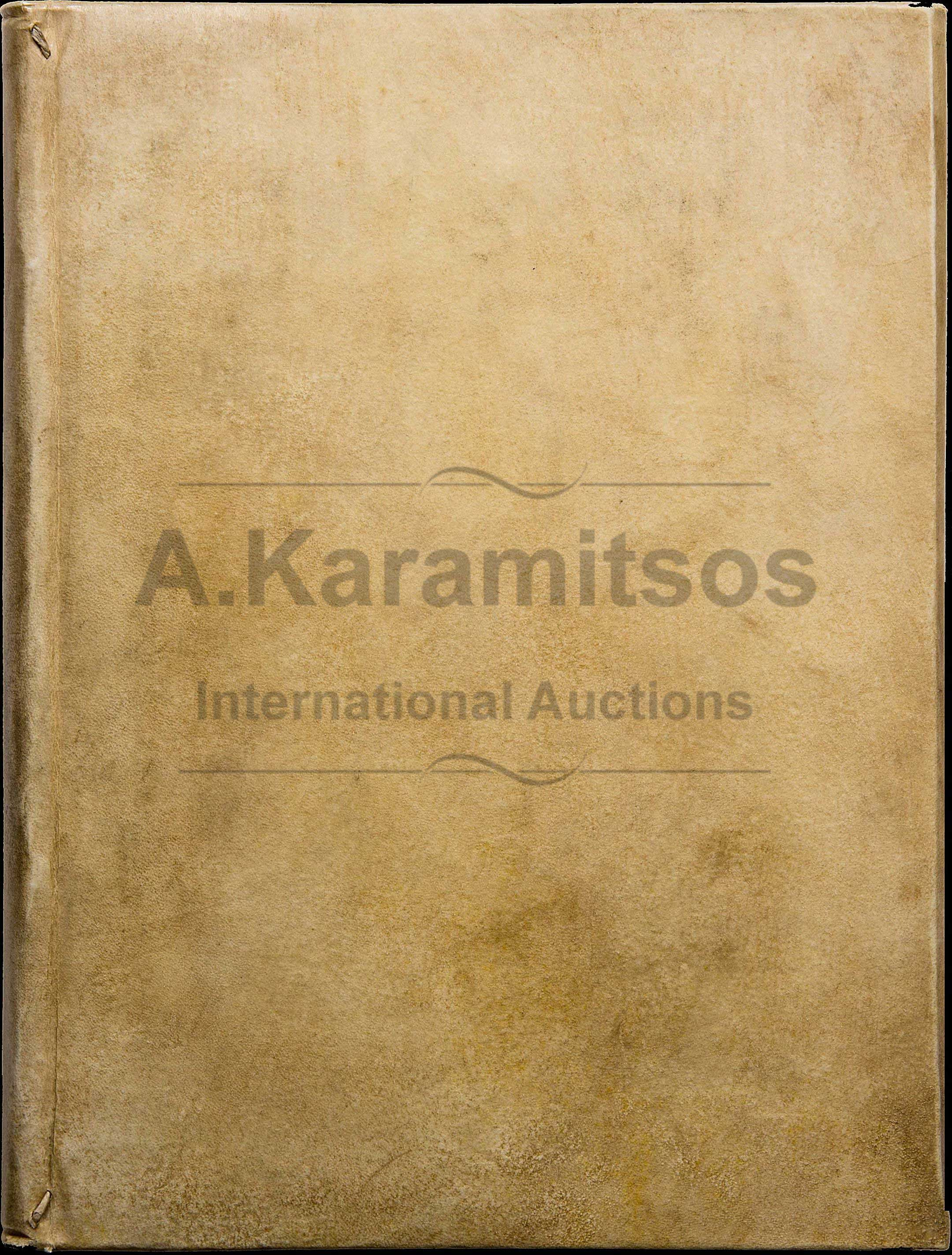 Source: A. Karamitsos International Philatelic Auctions